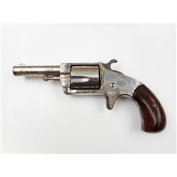 HOPKINS & ALLEN , MODEL: BLUE JACKET NO 2 , CALIBER: 32 RIM FIRE