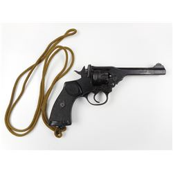 WWII ERA, WEBLEY & SCOTT  , MODEL: MARK IV , CALIBER: 38 S&W