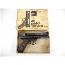 WEBLEY & SCOTT  , MODEL: THE WEBLEY PREMIER , CALIBER: 177 CAL PELLET