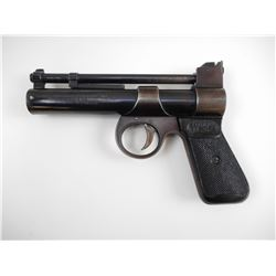 WEBLEY & SCOTT  , MODEL: THE JUNIOR , CALIBER: 177 CAL PELLET
