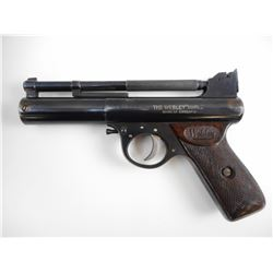 WEBLEY & SCOTT  , MODEL: MARK I , CALIBER: 177 CAL PELLET