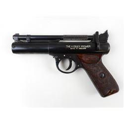 WEBLEY & SCOTT  , MODEL: THE WEBLEY PREMIER , CALIBER: 22 CAL PELLET