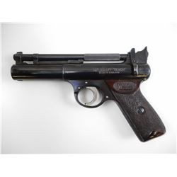 WEBLEY & SCOTT  , MODEL: WEBLEY SENIOR  , CALIBER: 22 CAL PELLET