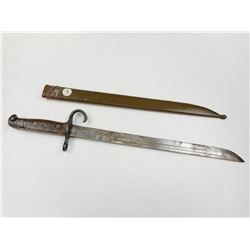 SWORD BAYONET WITH SCABBARD
