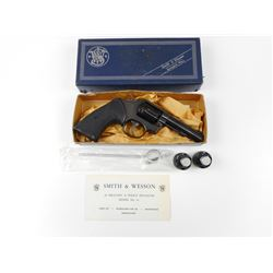 SMITH & WESSON  , MODEL: 10-8 , CALIBER: 38 SPL