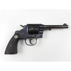 COLT  , MODEL: OFFICIAL POLICE  , CALIBER: 32-20 WIN