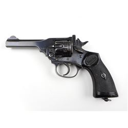 WEBLEY & SCOTT  , MODEL: MARK IV , CALIBER: 38 S&W