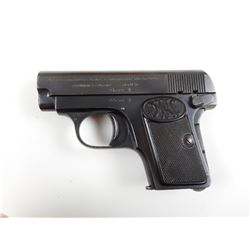 BROWNING  , MODEL: 1906 , CALIBER: 6.35MM