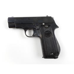 UNIQUE , MODEL: MILITARY & POLICE  , CALIBER: 7.65MM