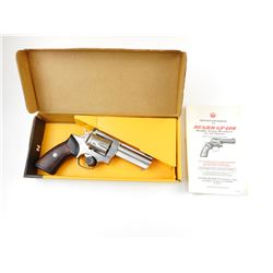 RUGER  , MODEL: GP-100 , CALIBER: 357 MAGNUM