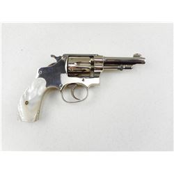 SMITH & WESSON , MODEL: HAND EJECTOR 32 MODEL 2 OF 1903 CHANGE 5TH , CALIBER: 32 S&W LONG