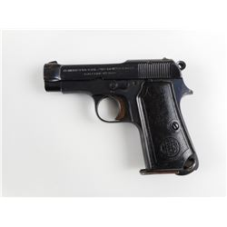 WWII ERA, BERETTA  , MODEL: 1934 , CALIBER: 7.65MM