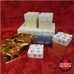Giftware Boxes : Multi Layer Boxes (10) (Wreath Design)