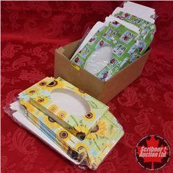 "Box Lot: Lady Bug & Sunflower Packaging 10"" x 6"" x 2"""