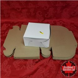 "Florist Supply Boxes (9"" x 9"" x 5"") (50)"