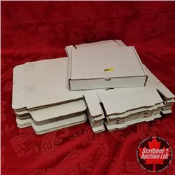 "Pizza Boxes (29) 9"" x 12"" x 2"""