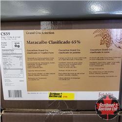 CHOICE OF 8 BOXES: Chocolate - Felchlin : Maracaibo Clasificado 65% Couverture Grand Cru Clasificado