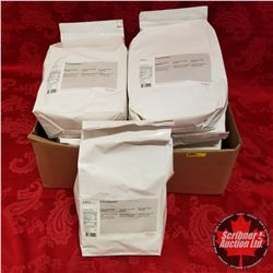 Felchlin: 10 Bags Cacao Butter Pure Cocoa Butter Granulate (2.5kg per Bag)