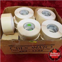 Chromato Label - 20 Rolls