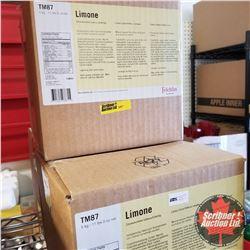 Filler Felchlin - 3 Boxes - Limone Cream Lemon Ready to Use (1 Box = 5kgs)