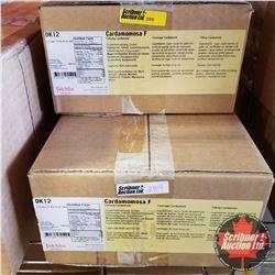 Filler Felchlin - 3 Boxes - Cardamomosa F Filling Cardamom (1 Box = 2.5kgs)