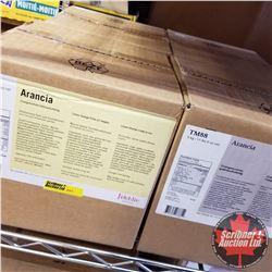 Filler Felchlin - 5 Boxes - Arancia Orange Cream Ready to Use (1 Box = 5kgs)