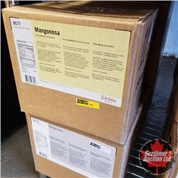Filler Felchlin - 4 Boxes - Mangonosa Filling Mango Passionfruit  (1 Box = 6kgs)