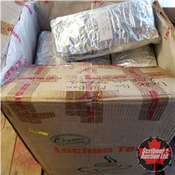 1 BOX - Tea Bricks (20) Doke Bai Mudan 2nd Flush 2007 (Each Brick 400 grams)