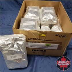 1 BOX - Tea Bricks (12) Doke Silver Needle 2nd Flush 2007, Bihar (Each Brick 500 grams)