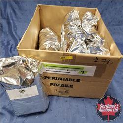 1 BOX - C&J (8 Pkgs = 1Kg each) Organic Darjeeling