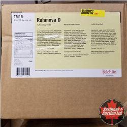Filler Felchlin - 1 Box : Rahmosa D Truffle Filing Dark (1 Box = 6kgs)
