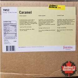 Filler Felchlin - 1 Box : Caramel Cream (1 Box = 5.5kgs)