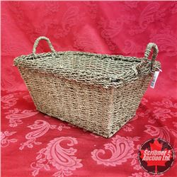 CHOICE OF 63: SEAGRASS BASKETS