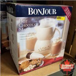 CHOICE OF 16: Hot Chocolate Maker