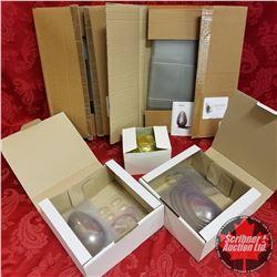 Fancy Egg Mould Kits w/Boxes