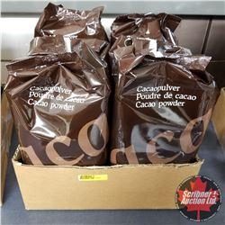 CHOICE OF 7 BOXES: Cacao Powder - Felchlin (1 Box = 6kg)