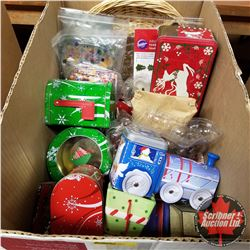 CHOICE OF 5 BOX LOTS: Sample Kits ! (Bags, Tins, Moulds, Chocolate, Boxes, Trays, etc)