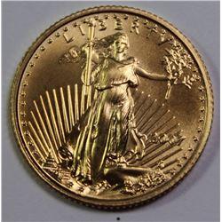 2007 1/10 OZ $5 AMERICAN GOLD EAGLE