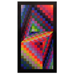 Axo by Vasarely (1908-1997)