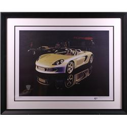 Harold James Cleworth Carrera GT Limited Edition Lithograph