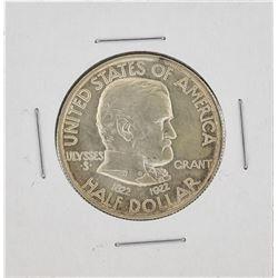 1922 Grant Memorial Commemorative Half Dollar Coin