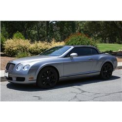 2008 Bentley GTC Convertible