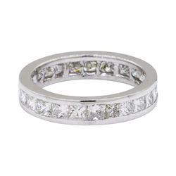 2.62 ctw Diamond Band - 14KT White Gold