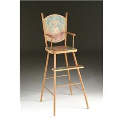 Fantastic Bliss Whitney Reed High Chair Squirreltailoven Fun Painted Chair Ideas Images Squirreltailovenorg