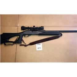 REMINGTON MODEL 870 SLUG GUN w SCOPE