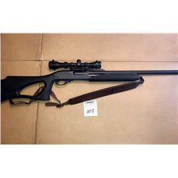 REMINGTON MODEL 870 SLUG GUN w SCOPE