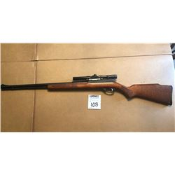 MARLIN GLENFIELD MODEL 60 22 LONG RIFLE w ALL PRO SCOPE