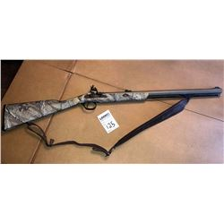 TRADITIONS 50 CALIBER MUZZLE LOADER WITH REAL TREE STOCK