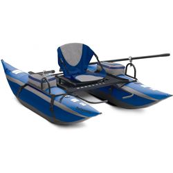 NEW 8 FT INFLATABLE FISHING/ SPORTING PONTOON BOAT / $699.00