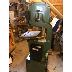 """CENTRAL MACHINERY 14"""" WOOD CUTTING BAND SAW"""